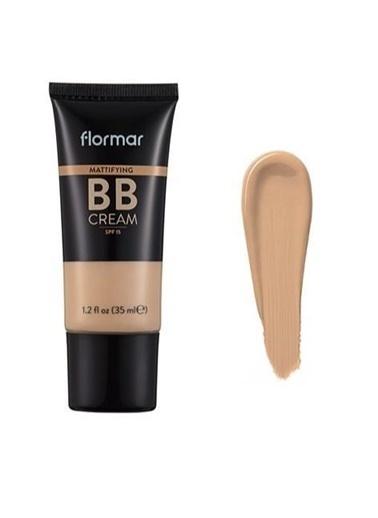 Flormar Flormar Bb Mattıfyıng Cream Spf 15 No 01 Ten